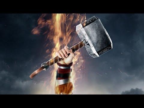 Palu Thor untuk maynkraft 1.7.10