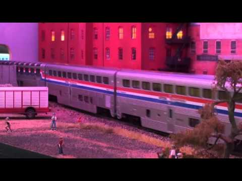 AMRA Model Railway Videos 2012 – International Trains