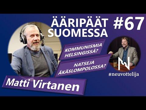 Ääripäät Suomessa (Matti Virtanen)