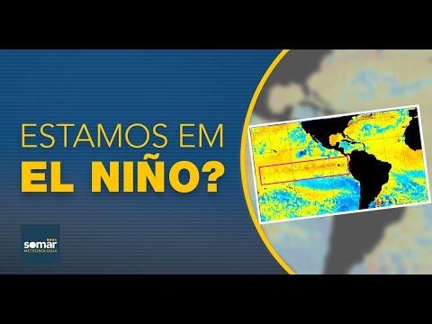 Estamos em El Niño?