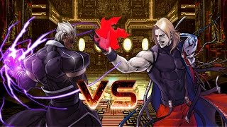 Rugal VS ZERO -The King of Fighters