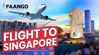 Cheap Flights to Singapore | Faango | Call now 1-800-295-9711