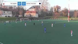 Pôle Espoirs P13 - ESTAC Troyes (2-3)