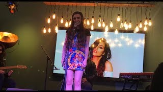 CHER LLOYD PERFORMING NONE OF MY BUSINESS LIVE, YOUTUBE SPACE LONDON DEC 6TH 2018