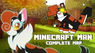 MINECRAFT MAN | COMPLETE Spoof/Tribute Evil Spottedleaf MAP (READ PINNED !)
