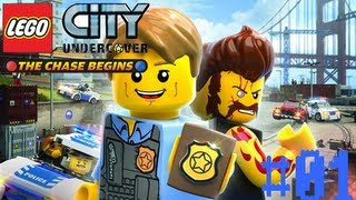 preview picture of video 'Lego city undercover the chase begins : partie 1 [français]'