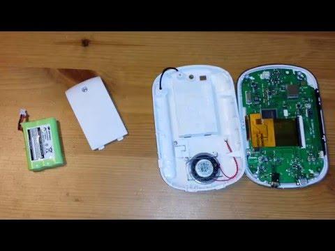 Motorola Remote Wireless Video Monitor - MBP36S - DEFECTIVE