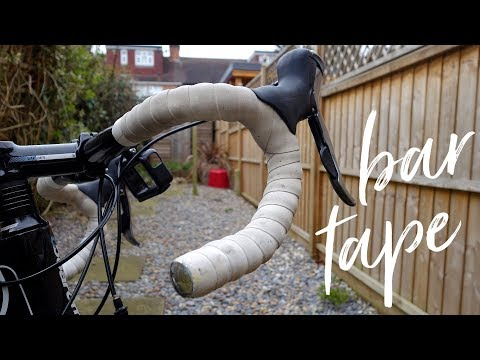 How to Get Your White Handlebar Tape White Again