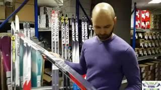 Видео: Обзор недорогих лыж для конькового хода