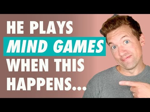 12 Signs That He's Playing Mind Games With You