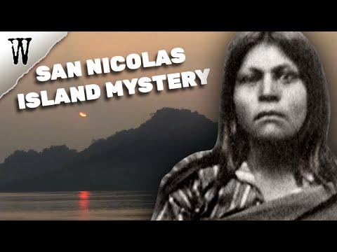 THE MYSTERIOUS WOMAN Of San Nicolas Island