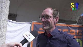 Bad Nauheim Spielt 2019 - Tobias Hoffmann im Interview -Spielefest-Veranstaltung- Spiel doch mal...!