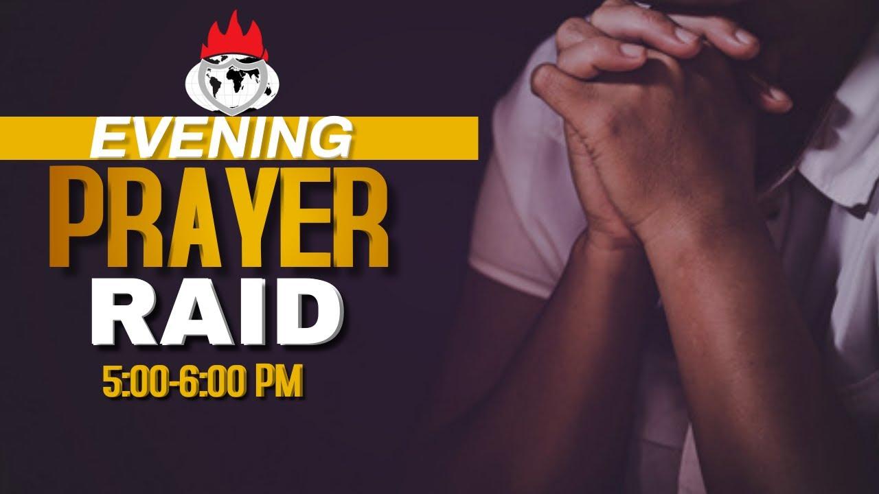 Winners' Chapel Evening Prayer Raid 2nd November 2020