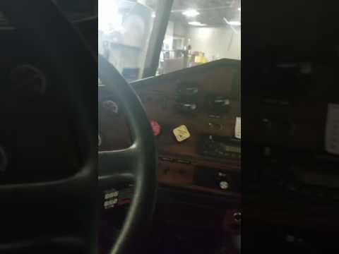 Inside truck #184 - September 28, 2016