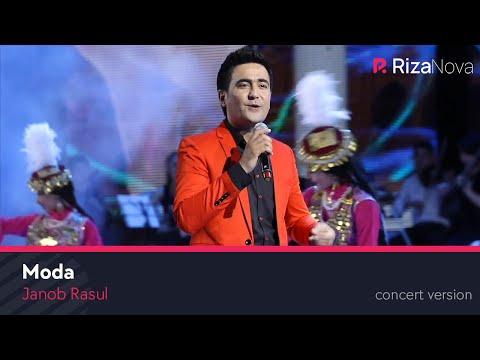 Janob Rasul - Moda   Жаноб Расул - Мода (concert version 2017)
