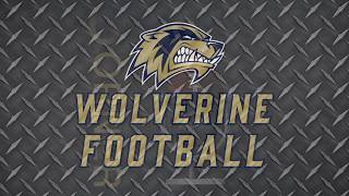 Wolverine Football Coaches Corner Week 1 - 2019
