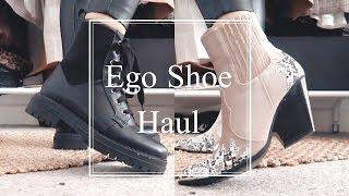 Ego Shoe Haul | Try On 2019