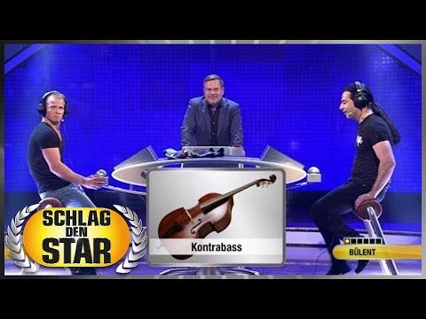 Spiel 2 - Musikinstrumente - Schlag den Star
