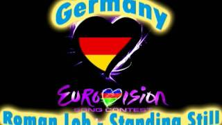 "Eurovision Song Contest 2012 - Germany - Roman Lob - ""Standing Still"""