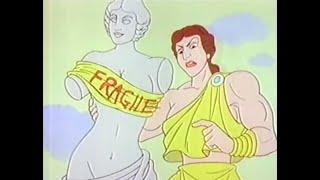 Venus The Amazon (Venus De Milo) Scenes - Bill and Ted's Excellent Adventures