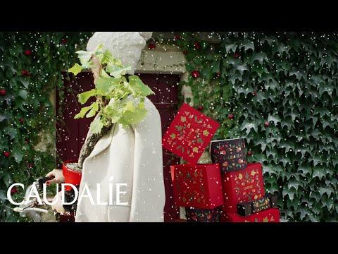 Caudalie Le Trio Parfumé Rose de Vigne Coffret 2020