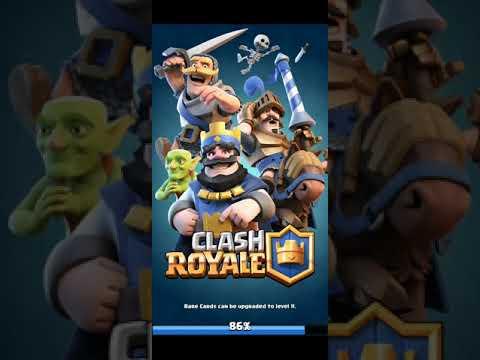 Hacked Clash royale!!!