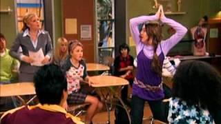 Le contrôle de Biologie en français HQ - Hannah Montana
