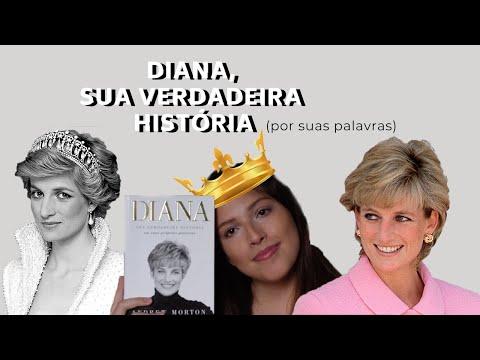 DIANA, SUA VERDADEIRA HISTO?RIA + ADAPTAÇÕES | Share Your Books