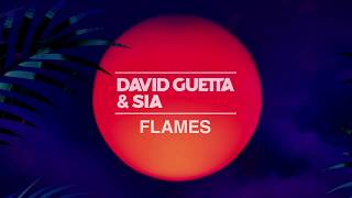 David Guetta & Sia   Flames [ One Hour Loop ] The Best Quality