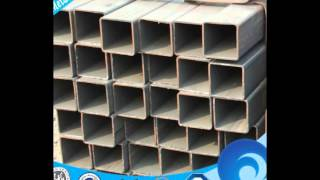 RECTANGULAR SHAPE ASTM A572 GR 50 STEEL TUBE,STEEL GRADE Q195 SQUARE LOW CARBON ERW STEEL PIPES,GREE