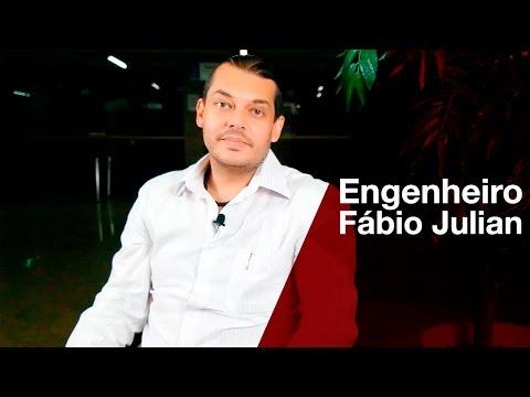 Eng. Fábio Julian (SANEAGO) | RTG ESPECIALIZAÇÃO