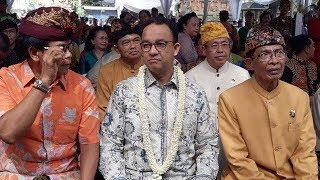 Anies Janji Bangun Tempat Kremasi untuk Umat Hindu di Jakarta, Lokasi Belum Diungkapkan