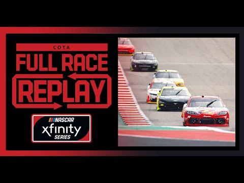 NASCAR カップシリーズレース at COTA(サーキット・ジ・アメリカ)Xfinityクラスのレースフル動画