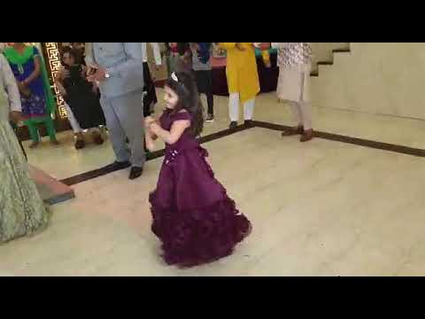 wedding dance London thumakda dance performance by little girl