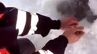 Рыбалка на аллее в рубцовске
