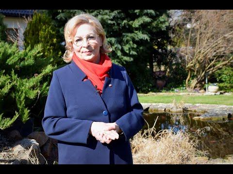 Życzenia Wielkanocne od Poseł na Sejm RP Anny Ewy Cicholskiej [VIDEO]