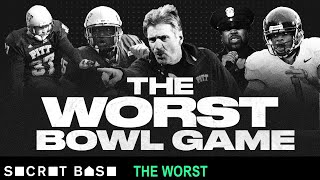 Pitt and Oregon State gave us the worst bowl game ever played | The 2008 Sun Bowl thumbnail