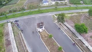 Tes jarak mjx bugs 12 eis - lumayan juah di perkotaan - Sampuraga Baru Pangkalan Bun