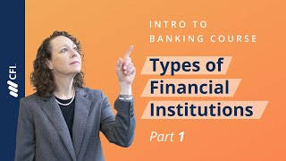 Categories and Types of Financial Institutions - Introduction to Banking Part 1 of 4