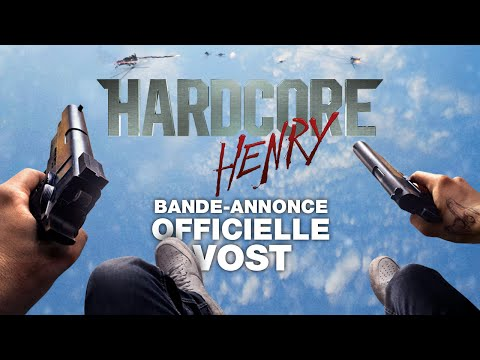 Hardcore Henry  Metropolitan FilmExport / Versus Pictures / Bazelevs Production