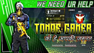 TONDE NEEDS YOUR HELP GUYS || NEPALI YOUTUBER VS NEPALI JANTA || TONDE VS CHANGEFORUS || NEED HELP