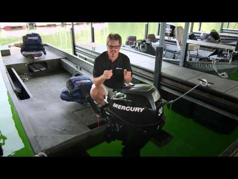 Mercury Marine 30 hp EFI in Appleton, Wisconsin - Video 1