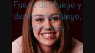 Start All Over -Miley Cyrus (En Español)