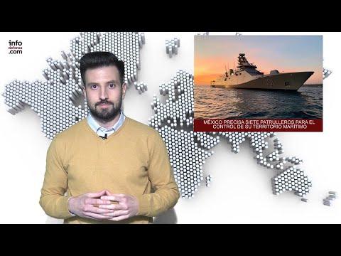 Informativo especial, patrulleros oceánicos en Latinoamérica