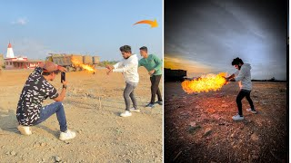 Action Fire Photography Ideas With Phone 🔥 #shorts