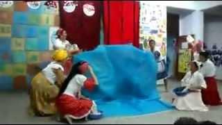 preview picture of video 'Candombe 25 de Mayo Los papas de sala azul.'