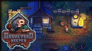 Прохождение Graveyard Keeper #1 + ссылка на скачивание игры