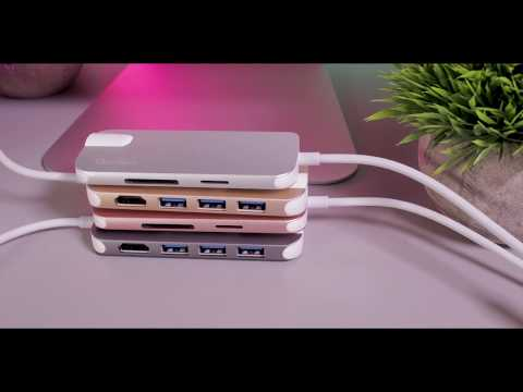 QacCoc USB-C Multifunction Hub Review