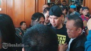 Ahmad Dhani Jalani Sidang di Surabaya, JPU Minta Pengalihan Penahanan ke Rutan Klas 1 Madaeng