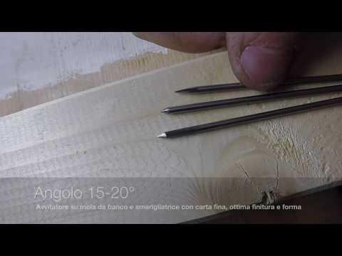 TIG: Come tagliare e preparare l'elettrodo per saldatura a TIG